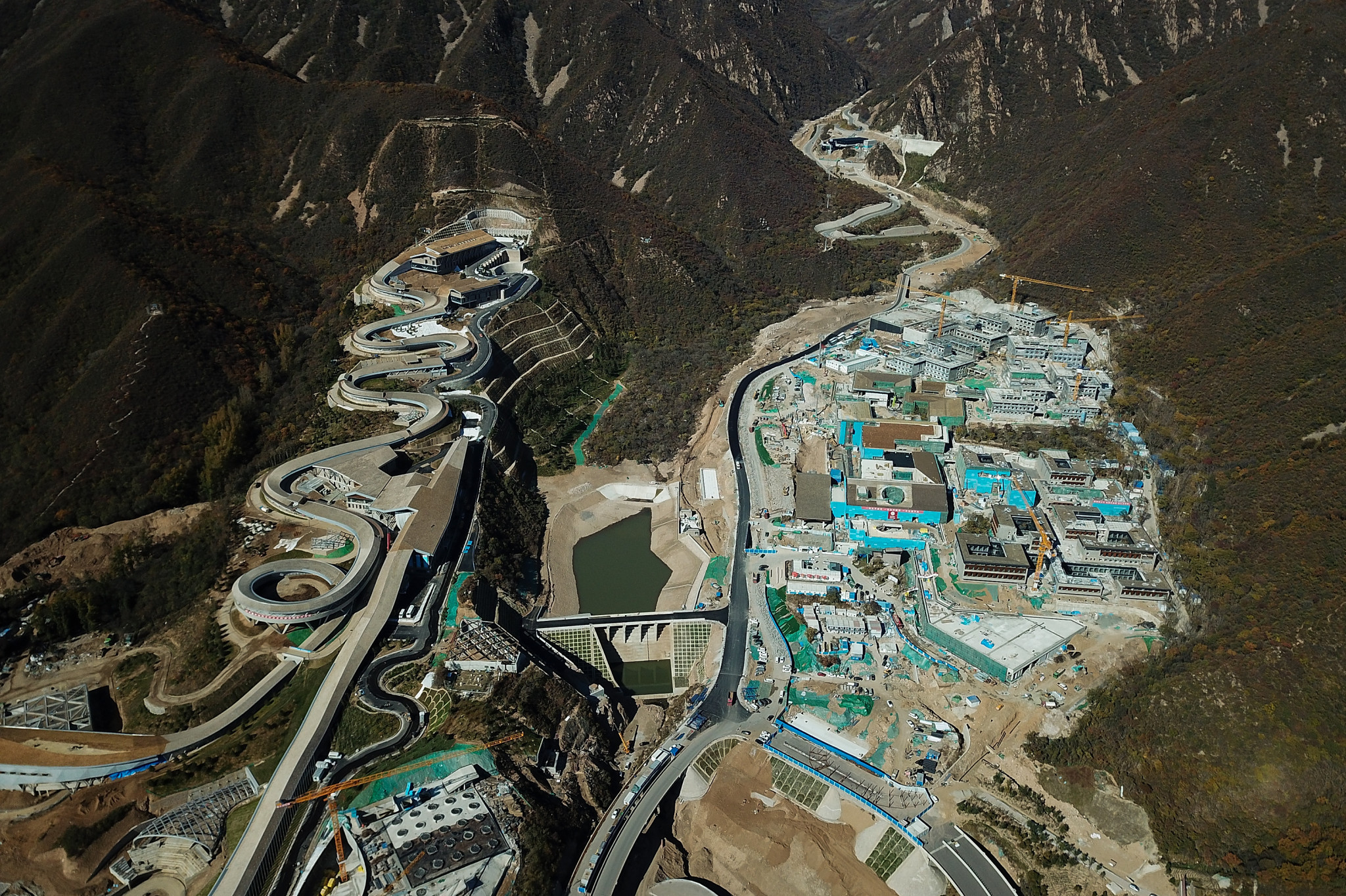 """New work on """"green"""" hydrogen energy project for Beijing 2022 begins on 300 days to go milestone"""