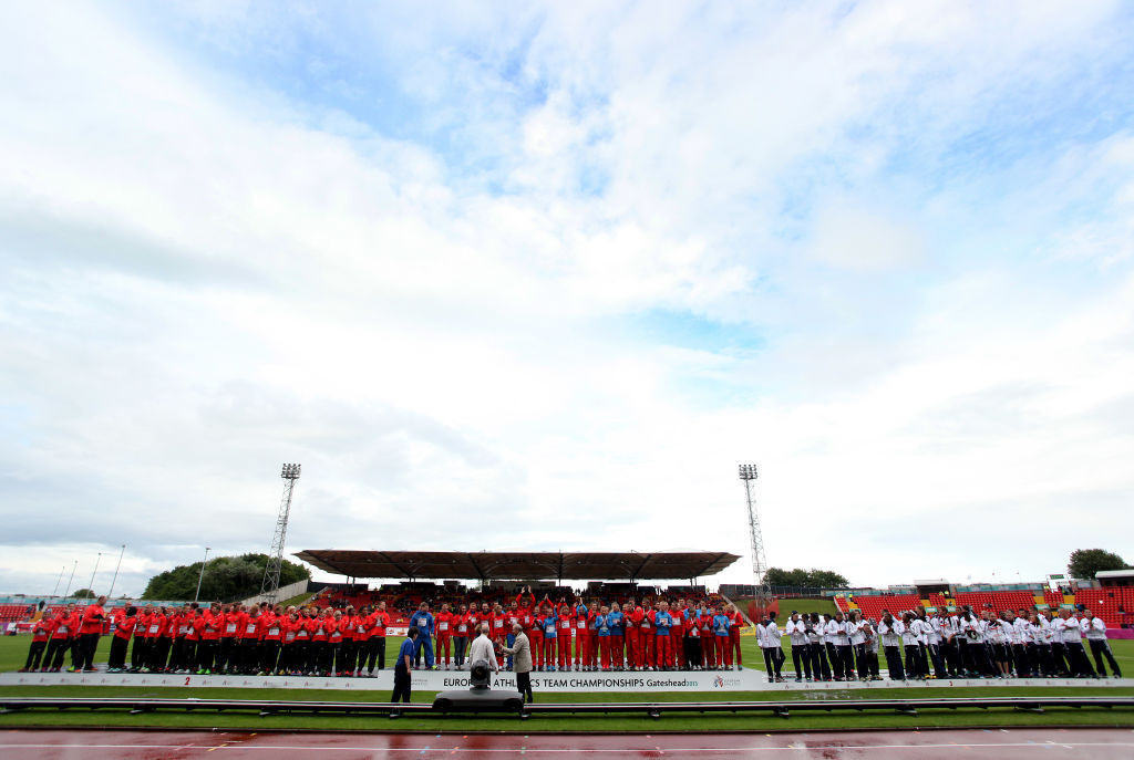 Gateshead to stage opening Diamond League meeting in place of Rabat
