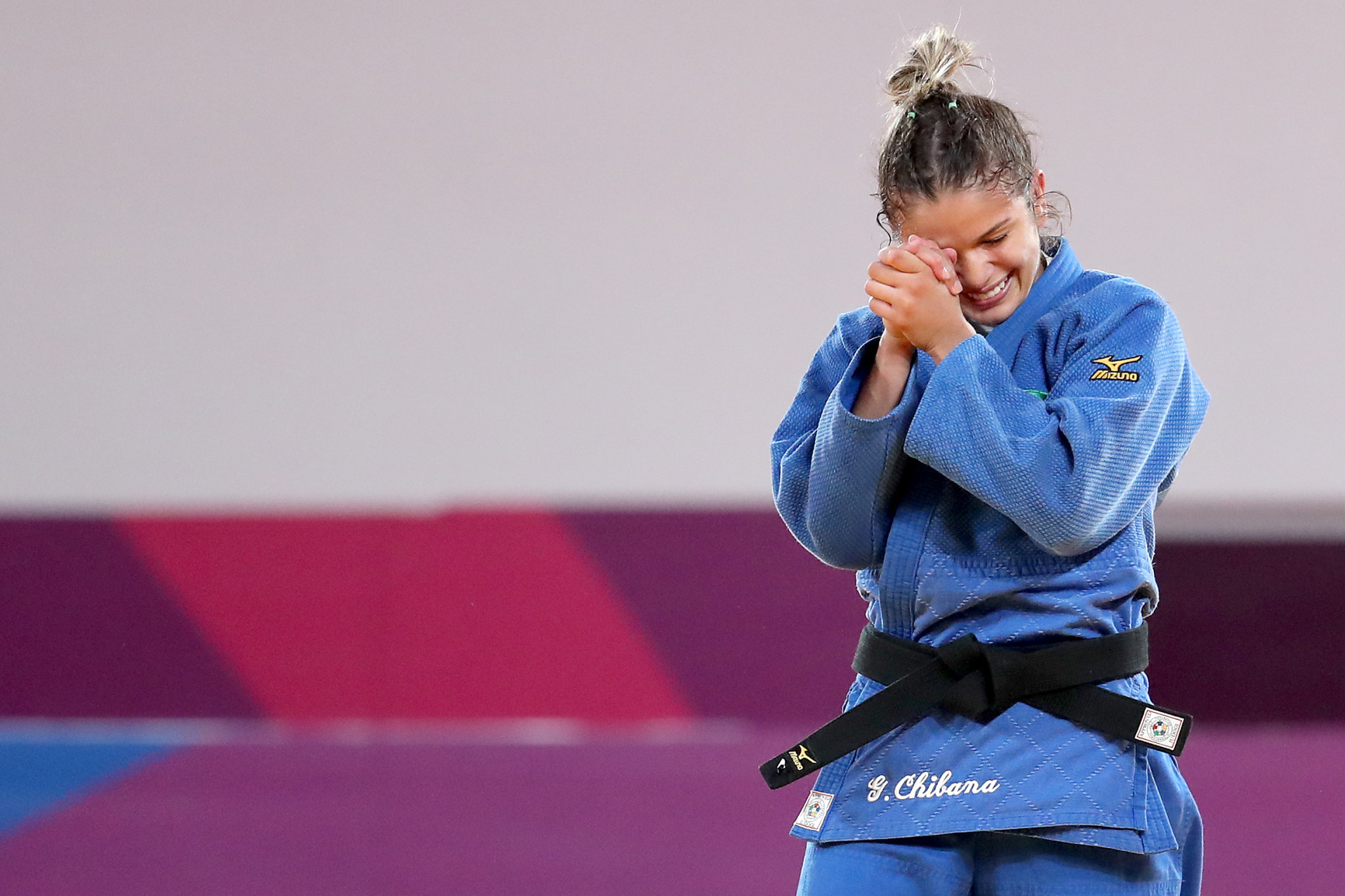 Three Brazilian gold medals on opening day of Pan American Judo Championships
