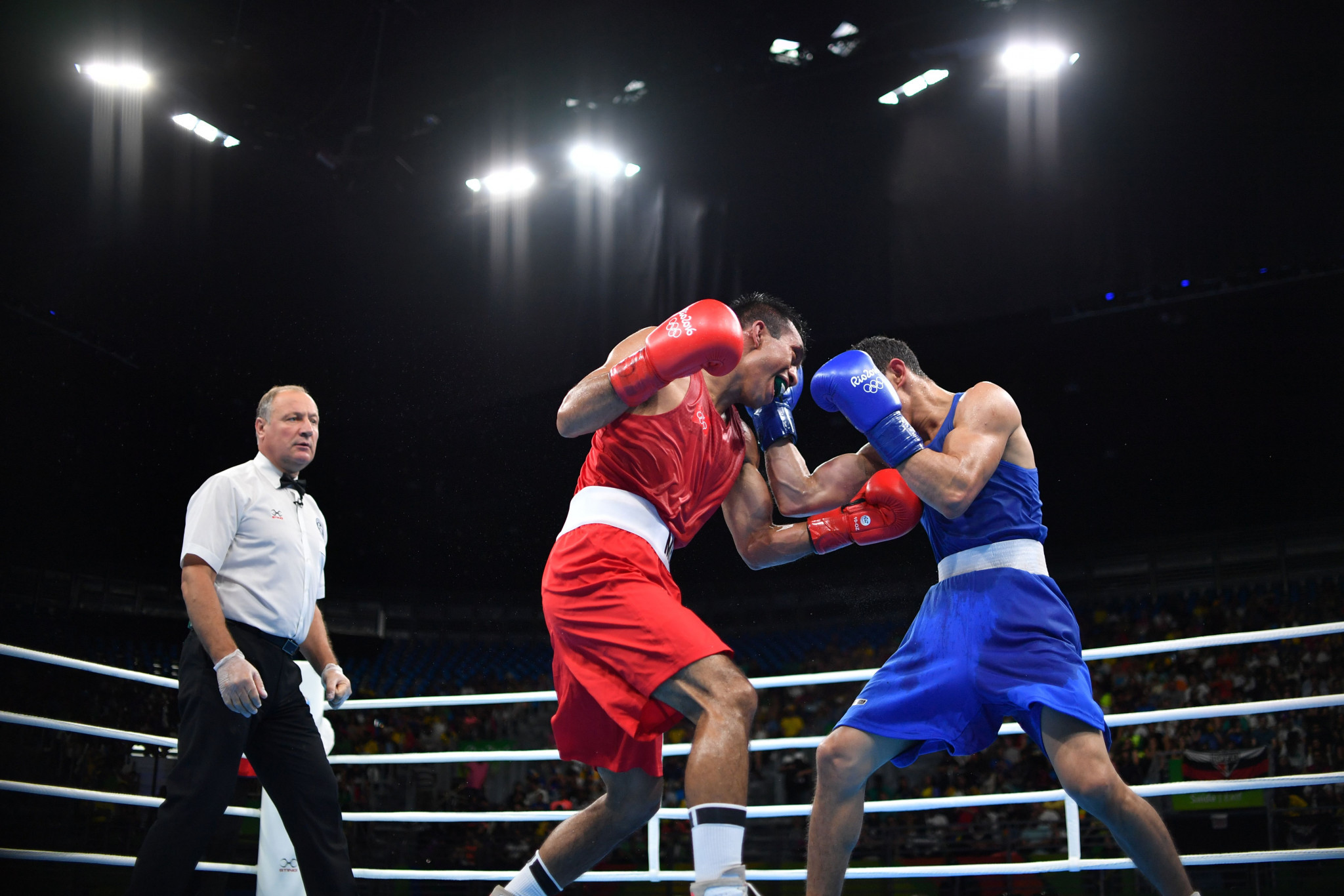 The Americas boxing qualifier is the latest boxing event to be canceled because of COVID-19 ©Getty Images