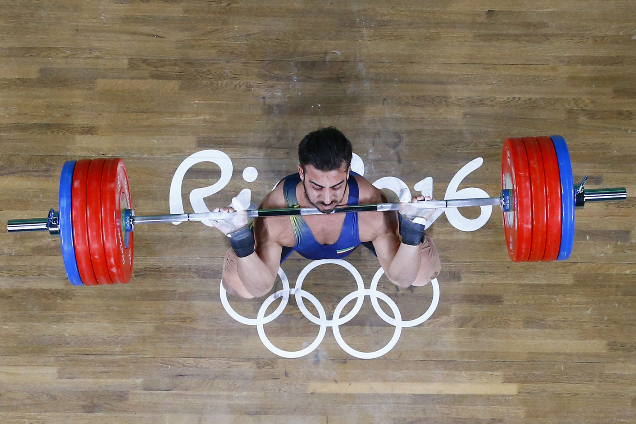 Kianoush Rostami, who is out of contention to reach Tokyo 2020, has dropped to a non-Olympic weight  ©Getty Images