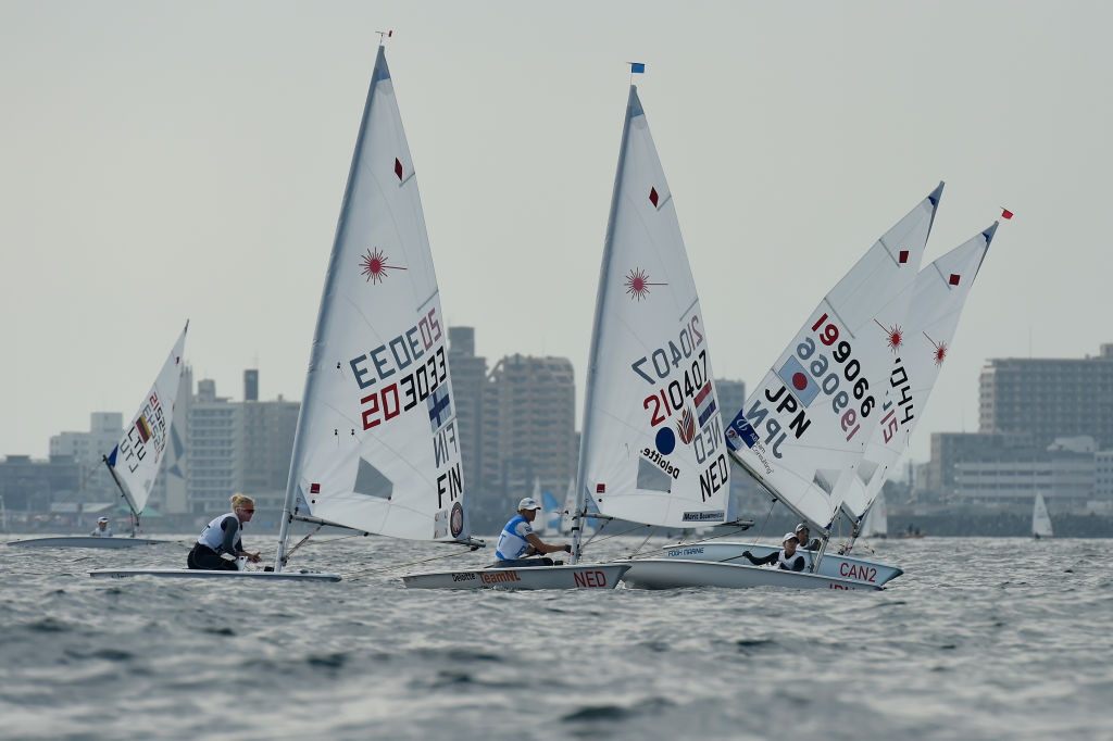 """World Sailing chief claims """"distinct possibility"""" sport could lose 10th medal at Paris 2024"""