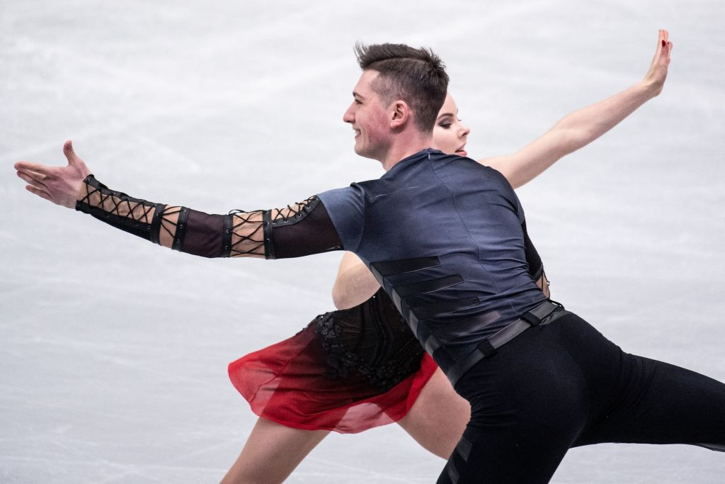 Russia on brink of winning first ISU World Team Trophy title
