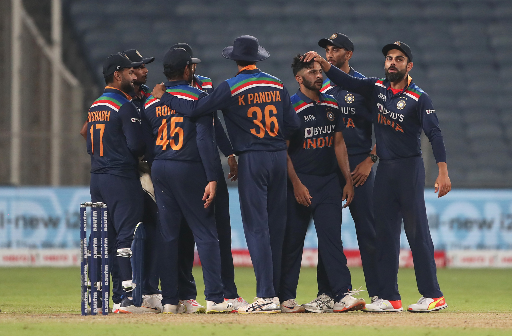 The Board of Control for Cricket in India say they principally support sending teams if the sport is included at the Los Angeles 2028 Olympics ©Getty Images