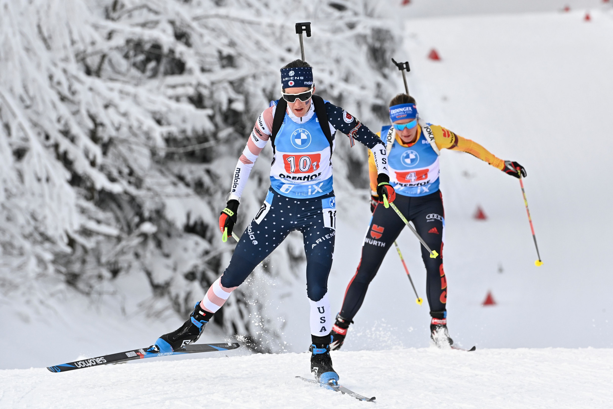 US Biathlon hoping revamped Lake Placid venue will stage World Cup legs from 2026