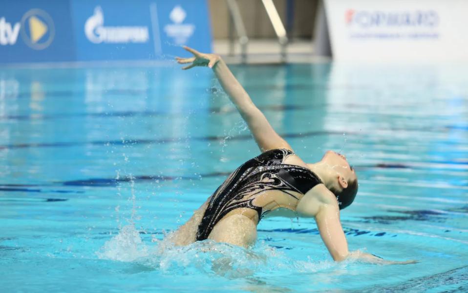 Russia rules at home FINA Artistic Swimming World Series meet in Kazan