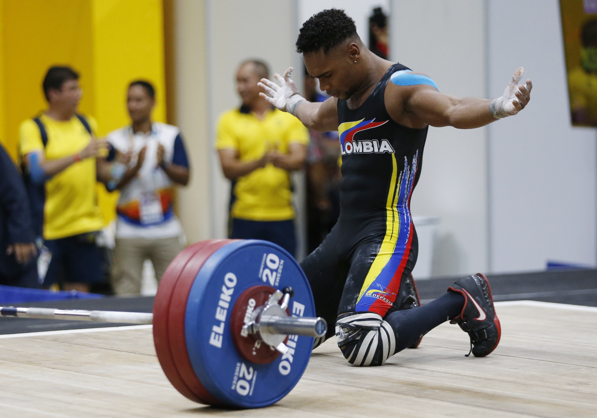 Weightlifters from USA, Canada and Ecuador aim to keep up good work at Pan American Championships