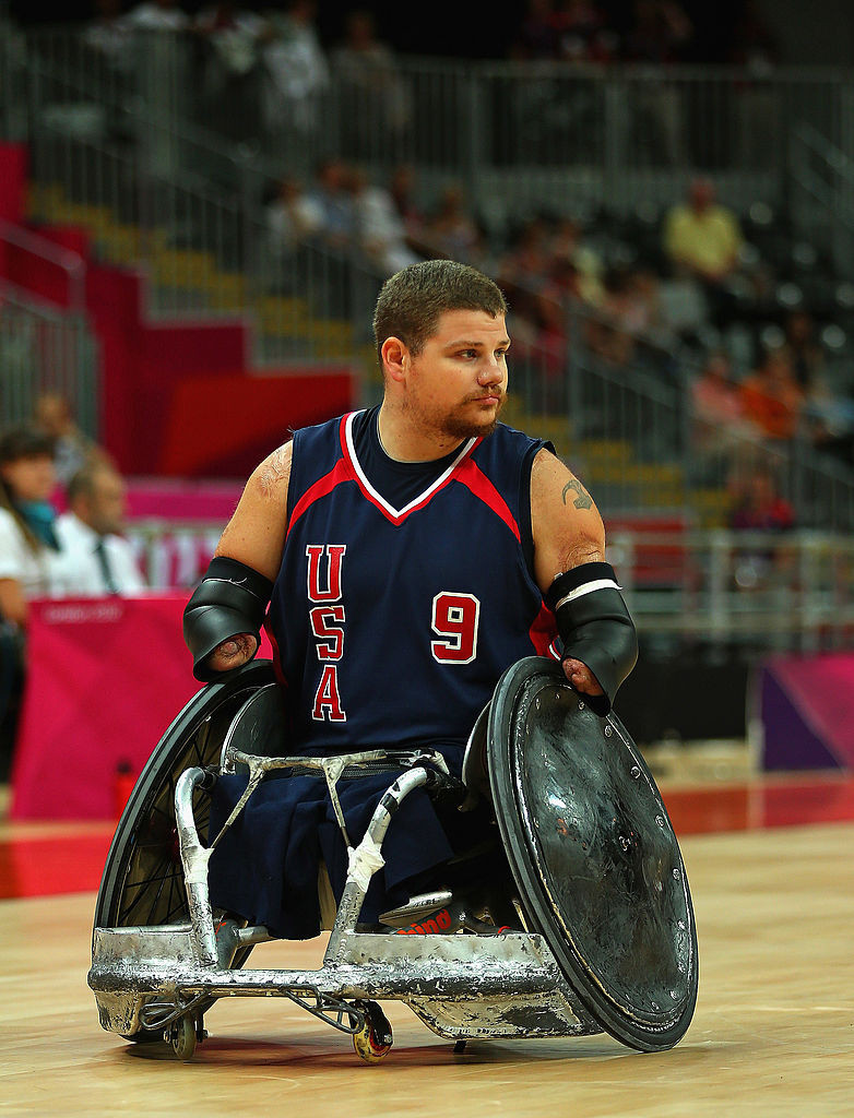 US Paralympic wheelchair rugby champion Springer dies age 35