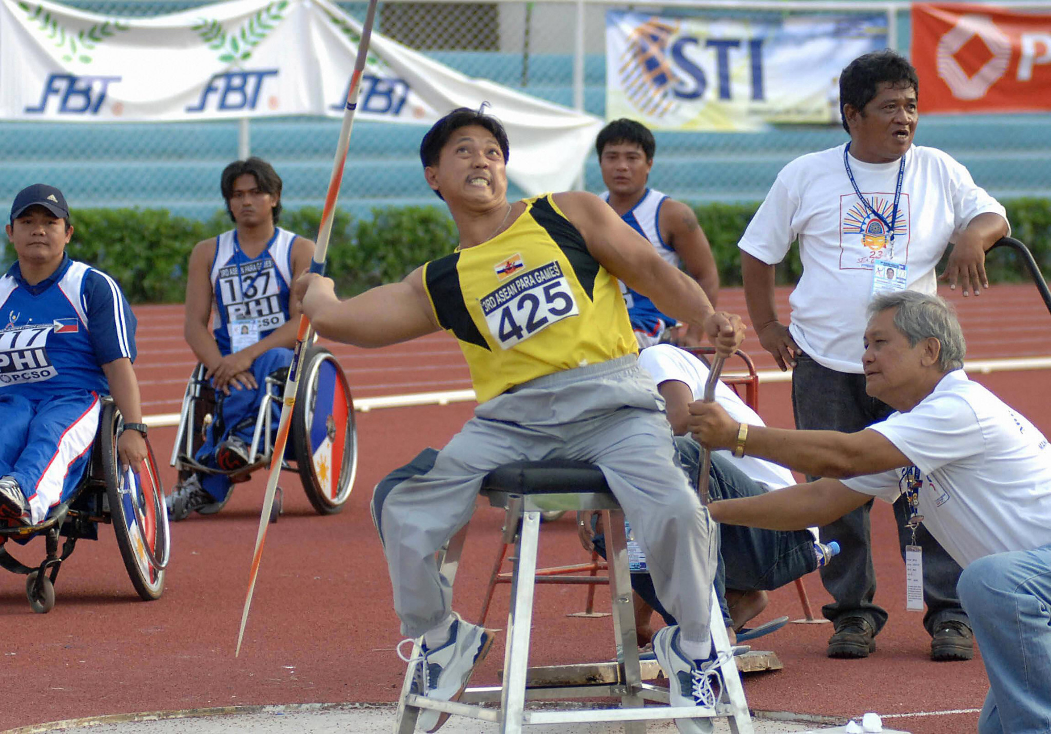 The ASEAN Para Games are for countries which are part of the Association of Southeast Asian Nations ©Getty Images