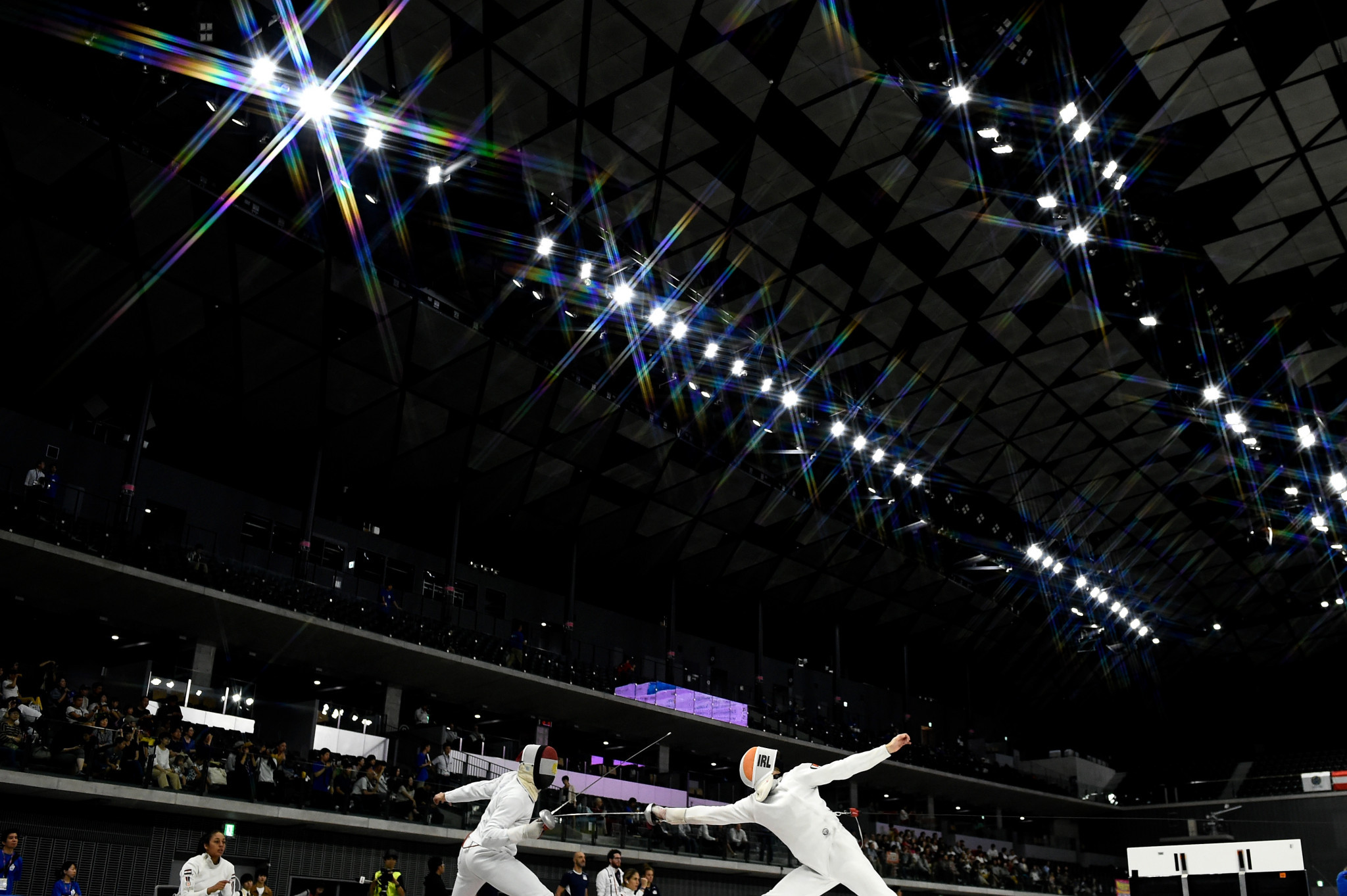 The second UIPM World Cup in Sofia had nine reported COVID-19 cases ©Getty Images
