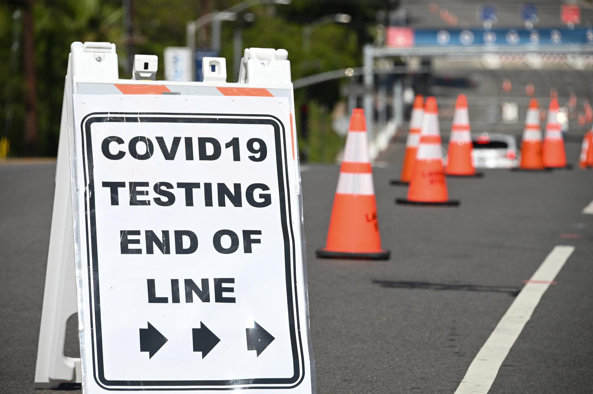 Athletes may undergo saliva COVID-19 testing every day at Tokyo 2020