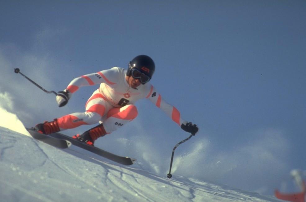 Olympic downhill gold medallist Johnson dies aged 55