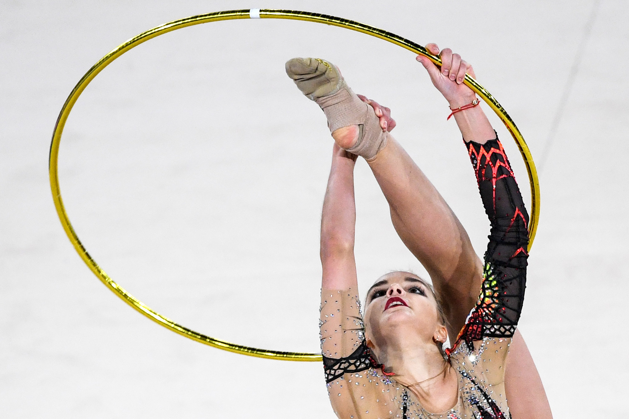 Averina twins dominate Rhythmic Gymnastics World Cup in Tashkent