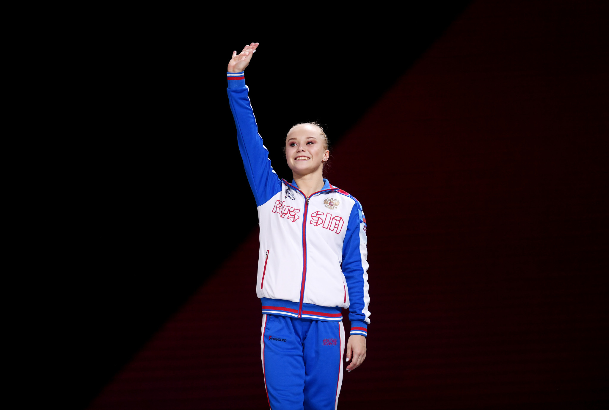 Russian gymnasts impress in women's qualifying at European Artistic Gymnastics Championships