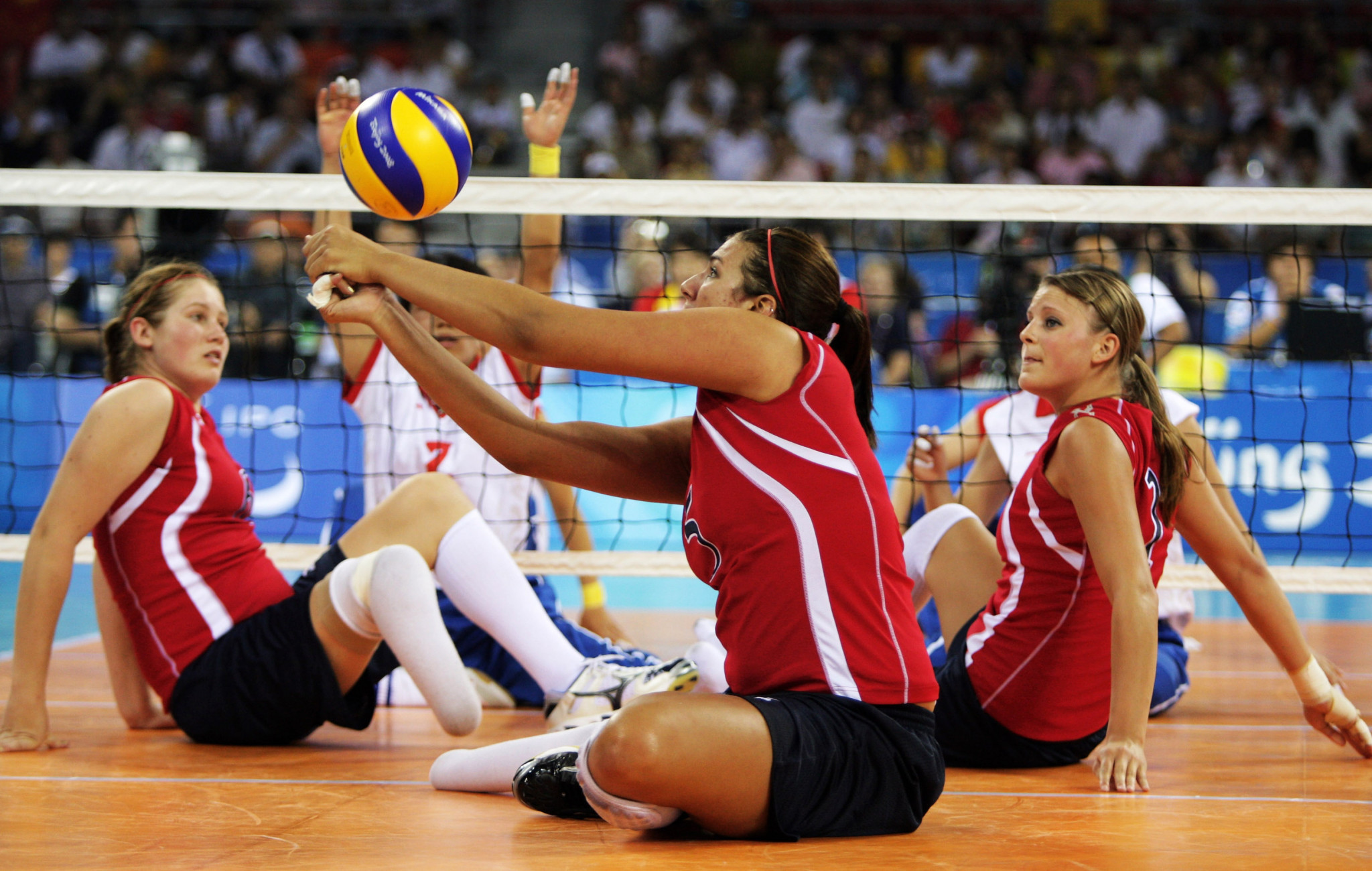 World ParaVolley is to increase its online education opportunities this year and beyond ©Getty Images