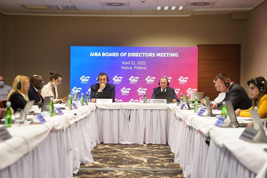 AIBA's Board of Directors approved a series of reforms which President Umar Kremlev felt were