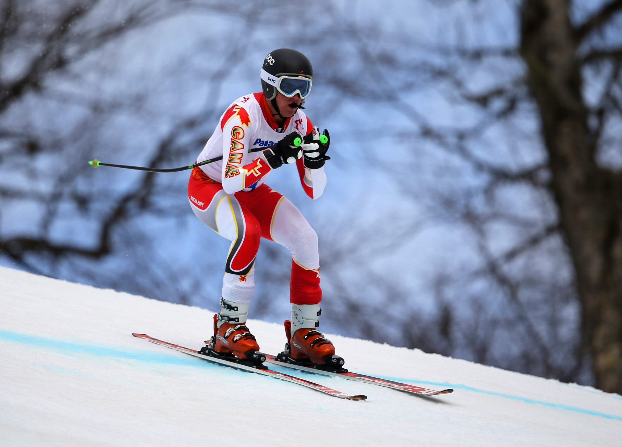 Mac Marcoux is a two-time Paralympic gold medallist ©Getty Images