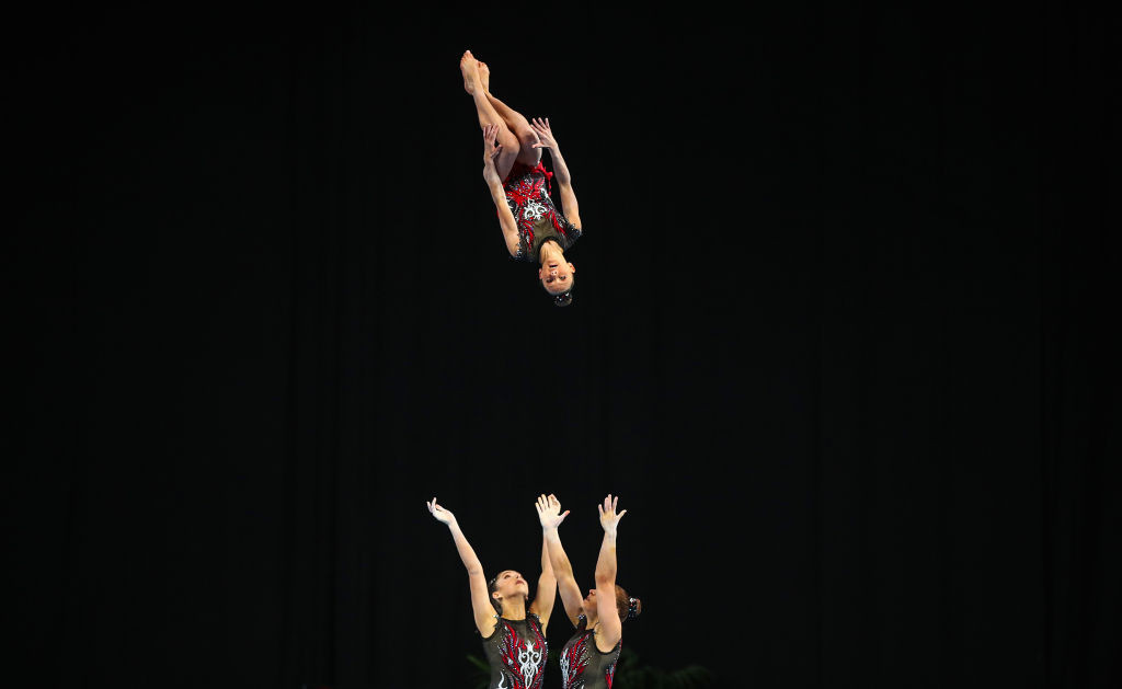 Acrobatic Gymnastics World Cup set to return after COVID-19 stoppage