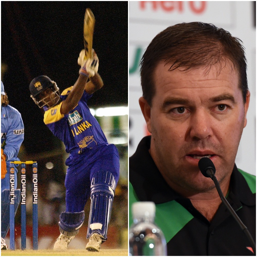 Dilhara Lokuhettige and Heath Streak have both been banned from all cricket for eight years ©Getty Images