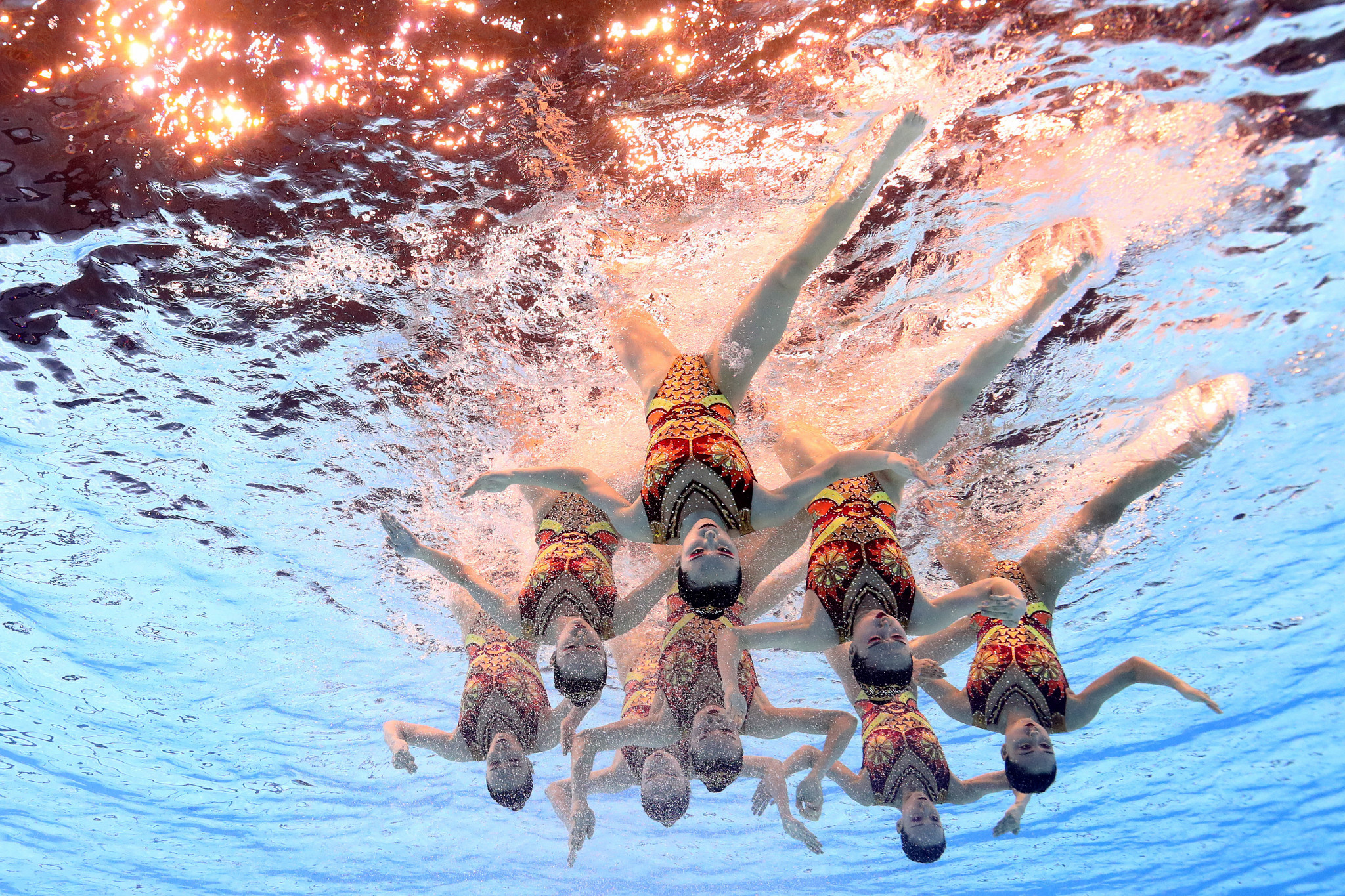 Barcelona to stage artistic swimming qualifier for Tokyo 2020