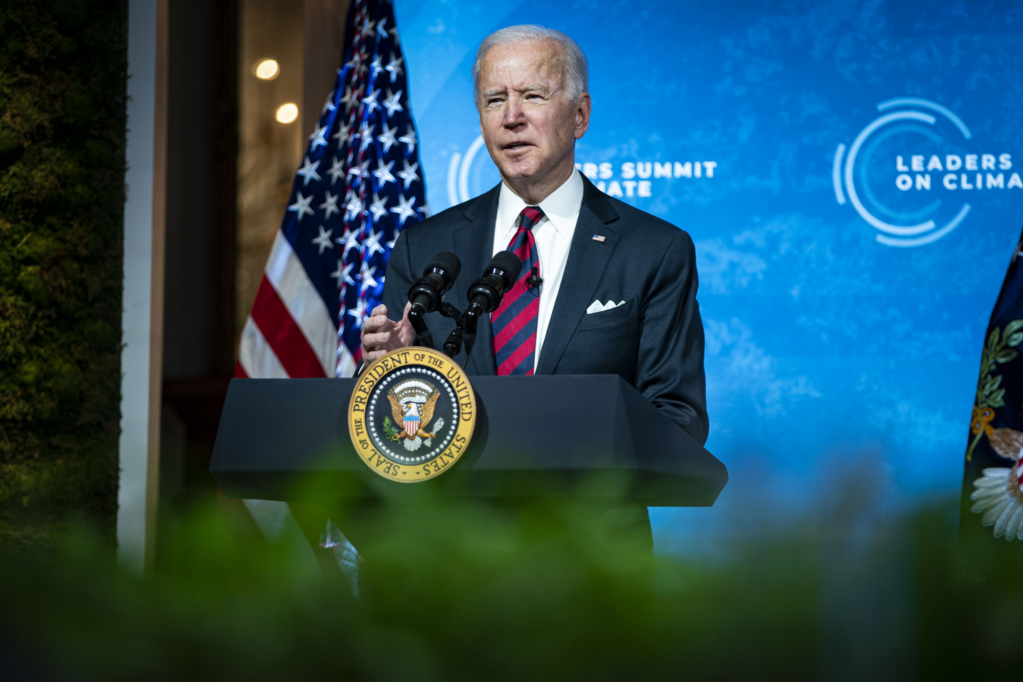 A spokesperson in Washington D.C said US President Joe Biden supports American athletes training for Tokyo 2020 ©Getty Images