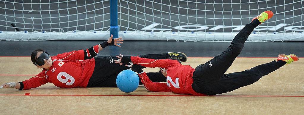 Algeria's withdrawal postponed the goalball draw for the Tokyo 2020 Paralympics ©Getty Images