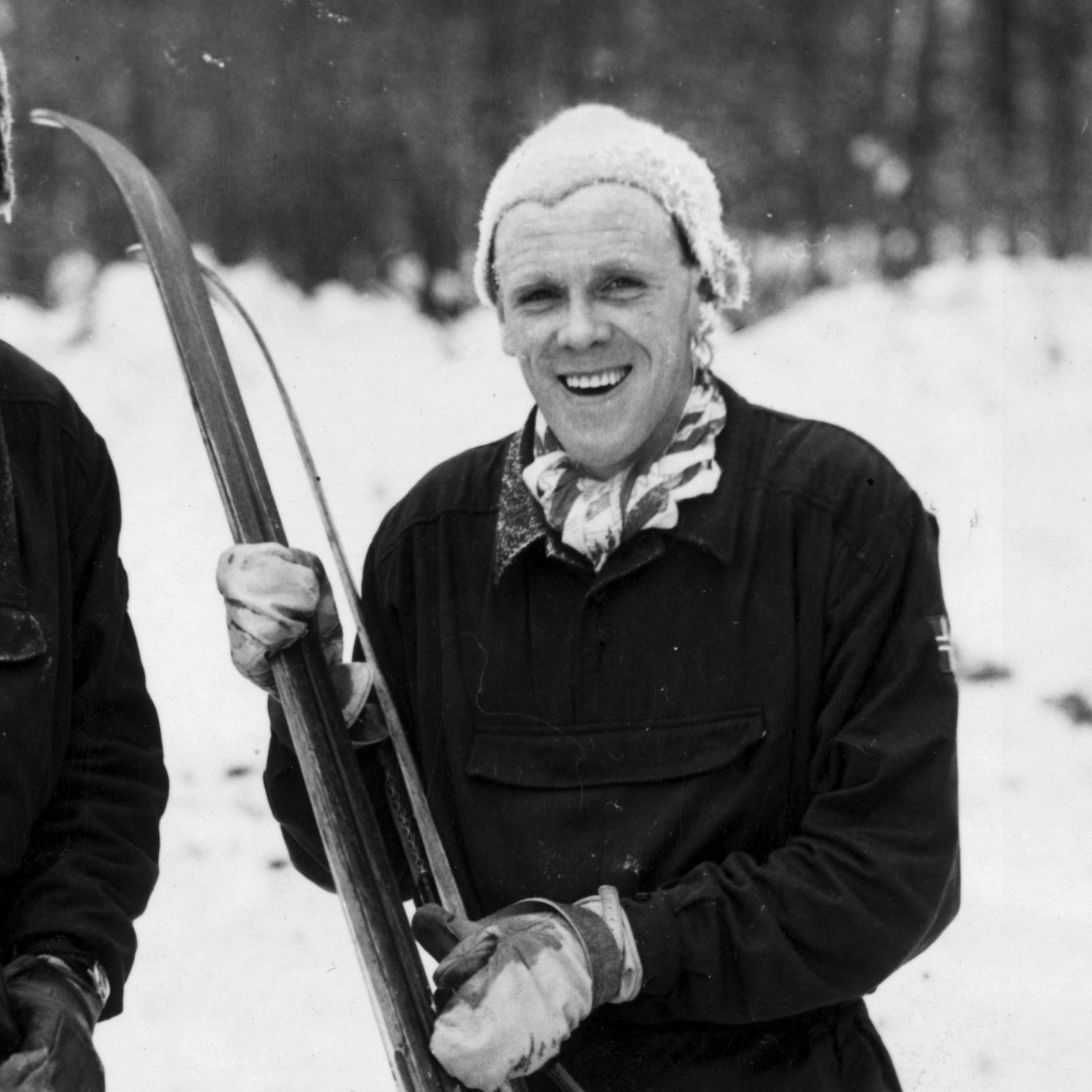 Olympic cross-country skiing champion Brusveen dies age 93