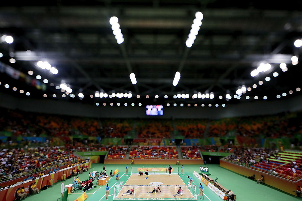 The draw for the Paralympic goalball tournaments has been delayed after Algeria pulled out of the women's competition ©Getty Images