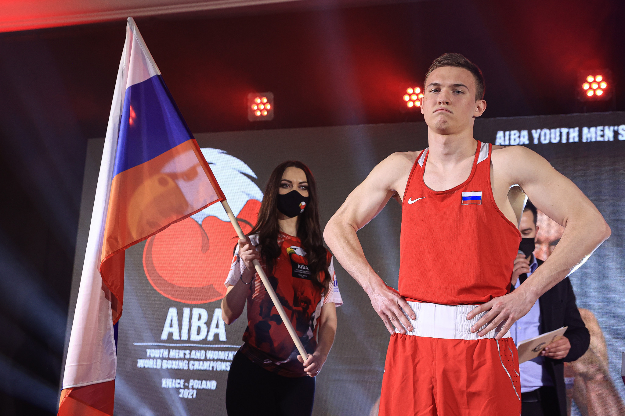 Kazakhstan and Russia claim two golds on men's finals day at AIBA Youth World Championships