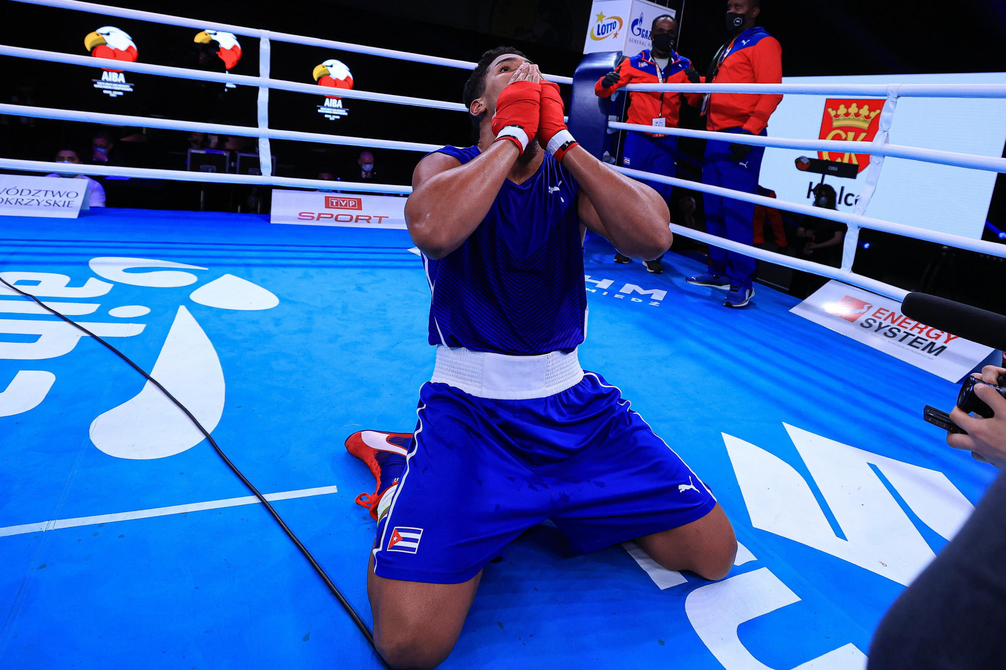 Men's finals conclude action at AIBA Youth World Boxing Championships