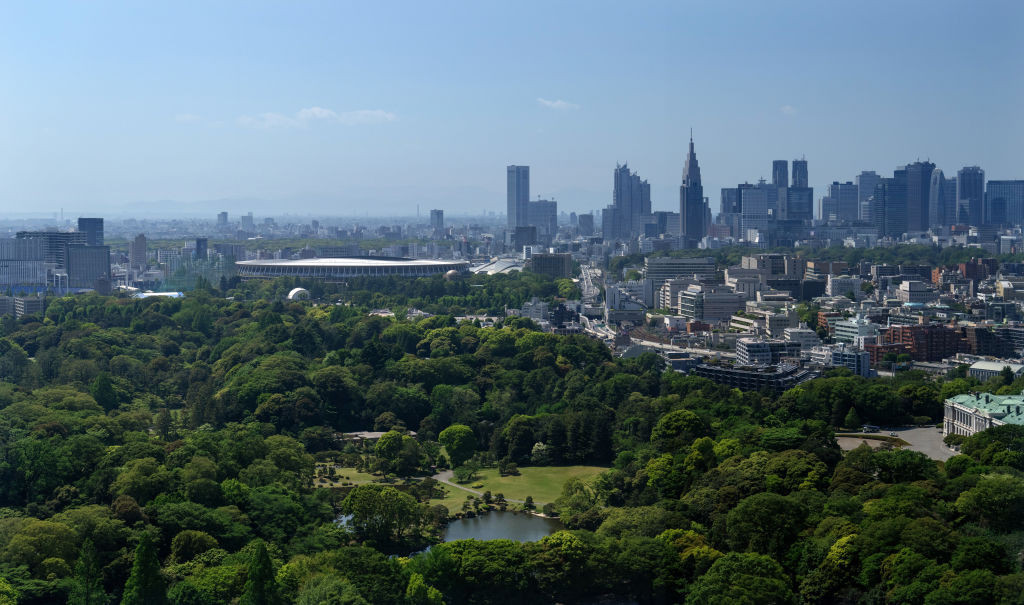 Tokyo is among the areas experiencing a rise in COVID-19 infections ©Getty Images