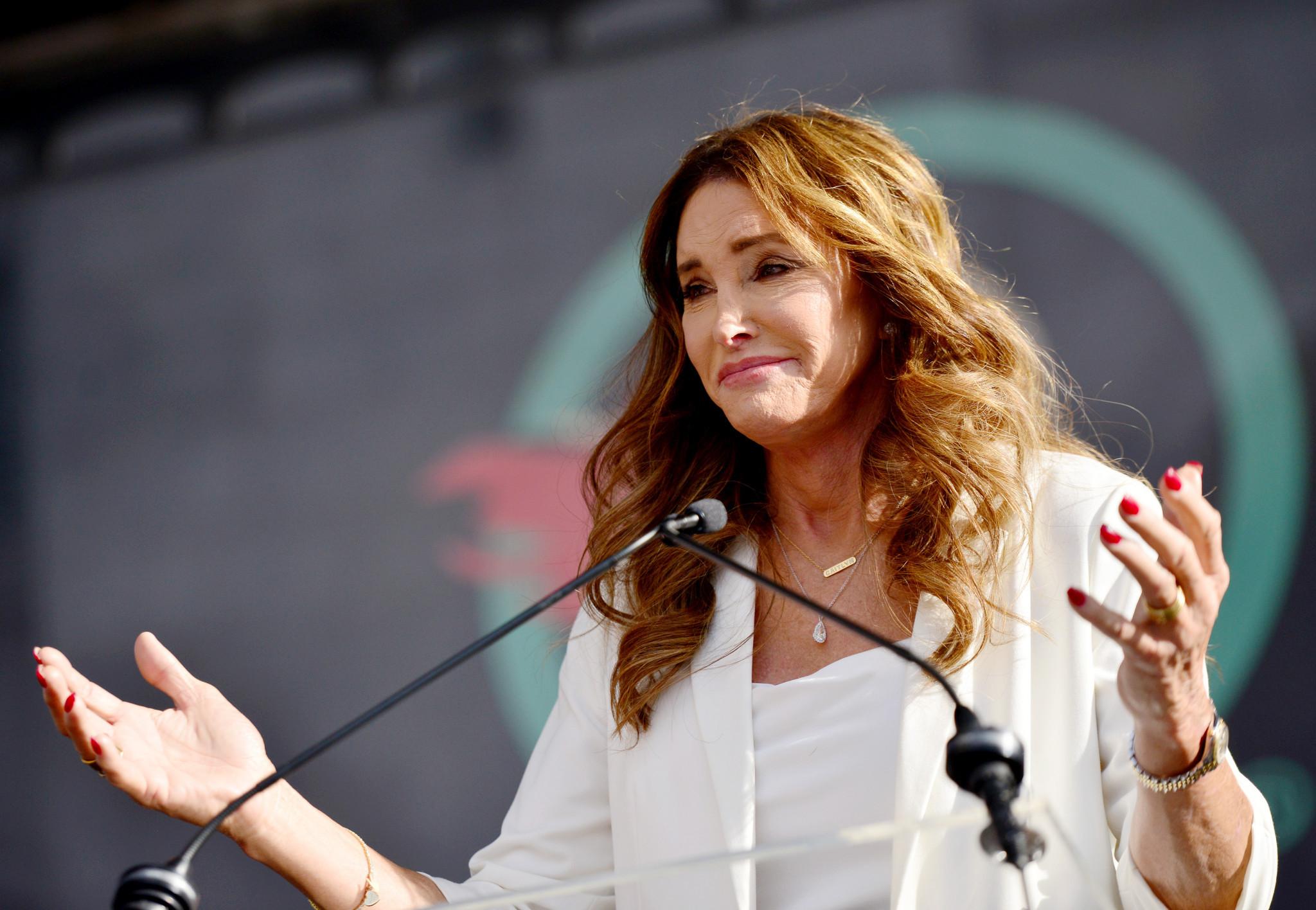 Olympic decathlon champion Jenner announces bid for California Governor
