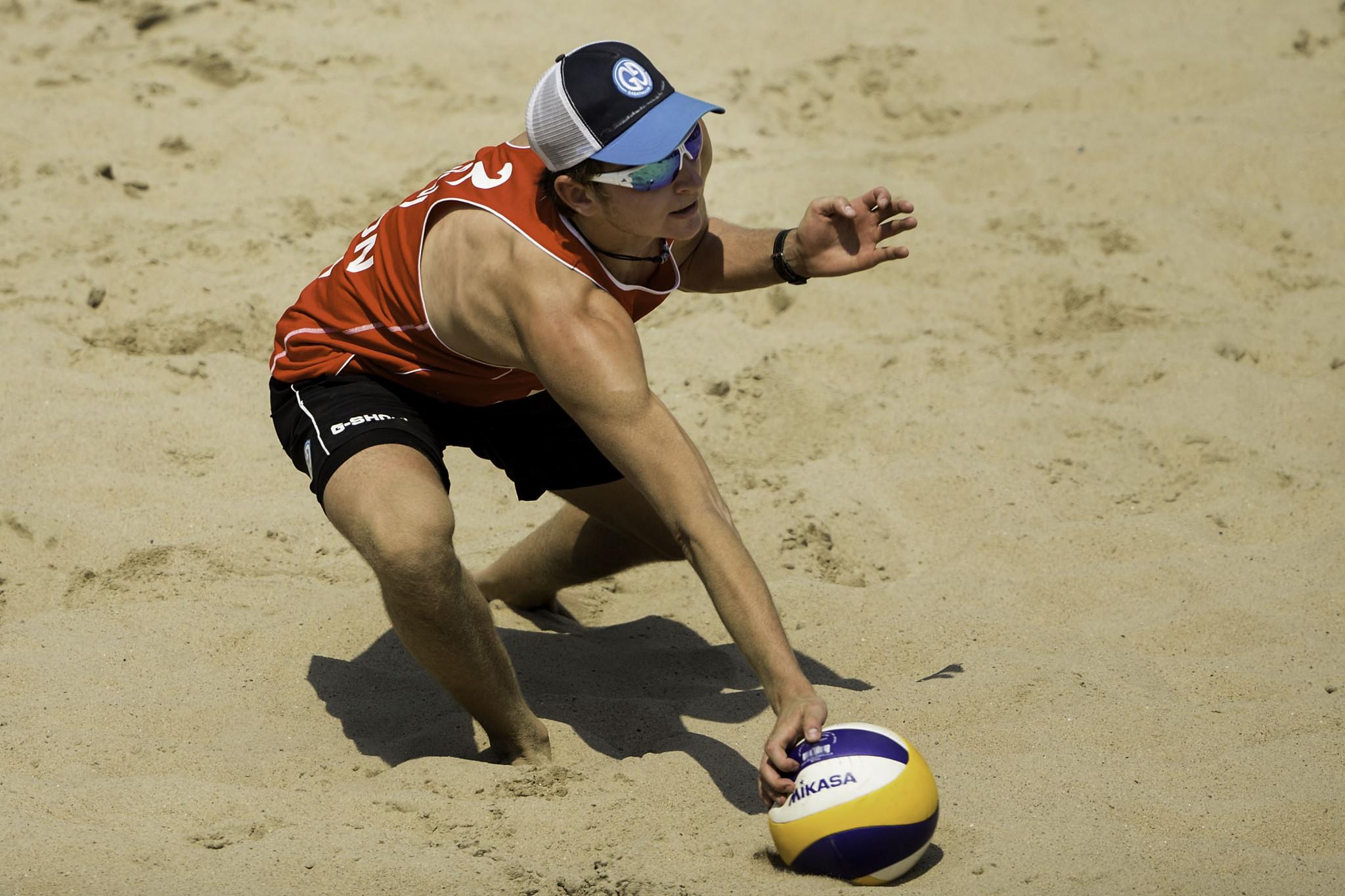 Swiss pair boost Tokyo 2020 hopes at FIVB Beach World Tour in Cancun