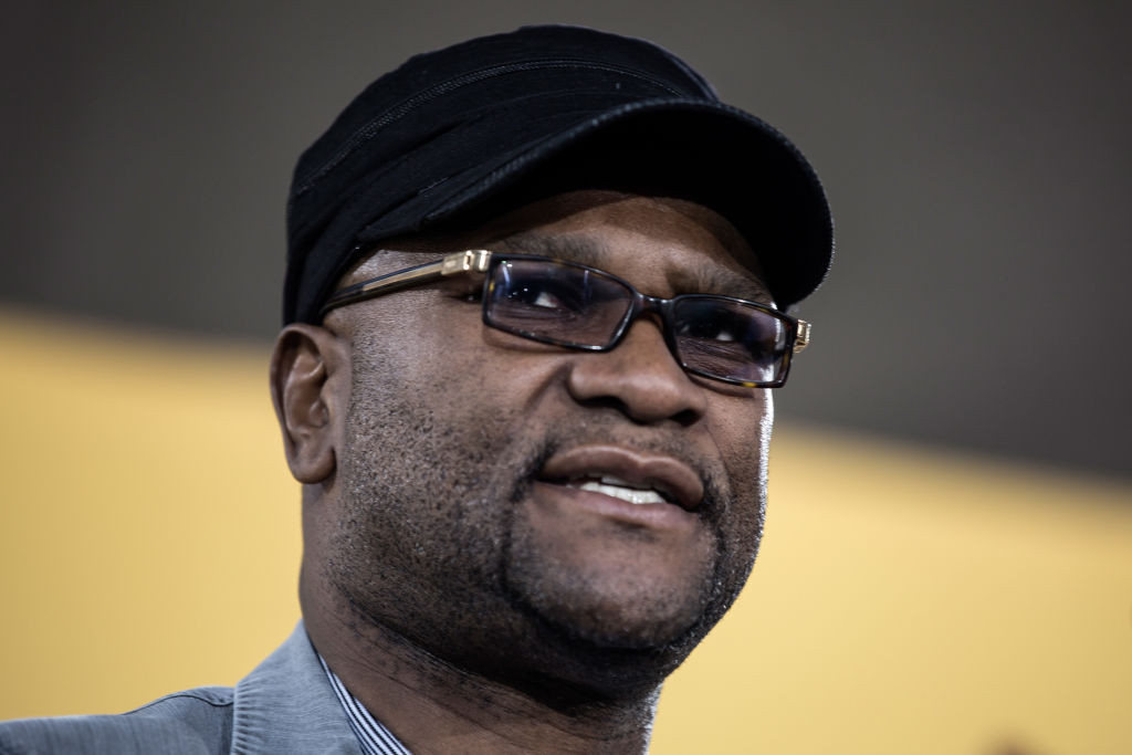 Sports Minister Nathi Mthethwa has given Cricket South Africa notice of the Government's intent to strip the organisation of its recognition ©Getty Images