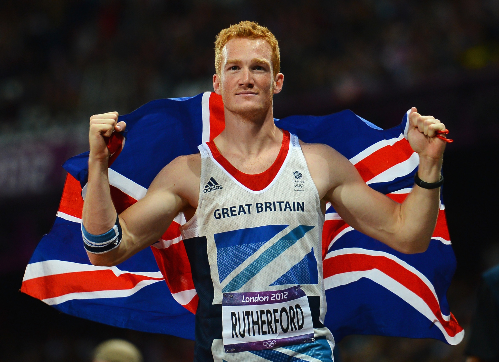 London 2012 long jump champion Rutherford aiming for bobsleigh success at Beijing 2022
