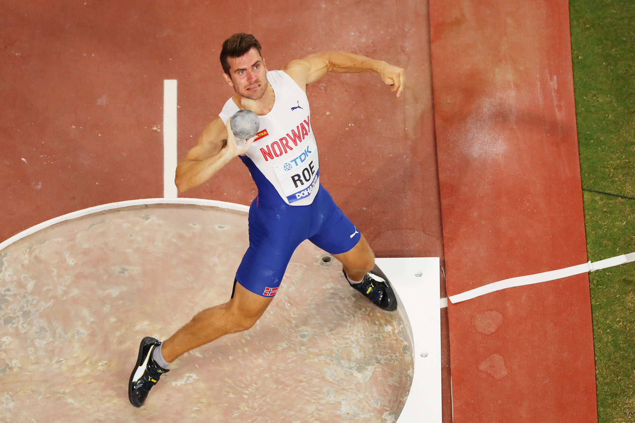 Roe and Vincente capture titles at World Athletics Combined Events Challenge