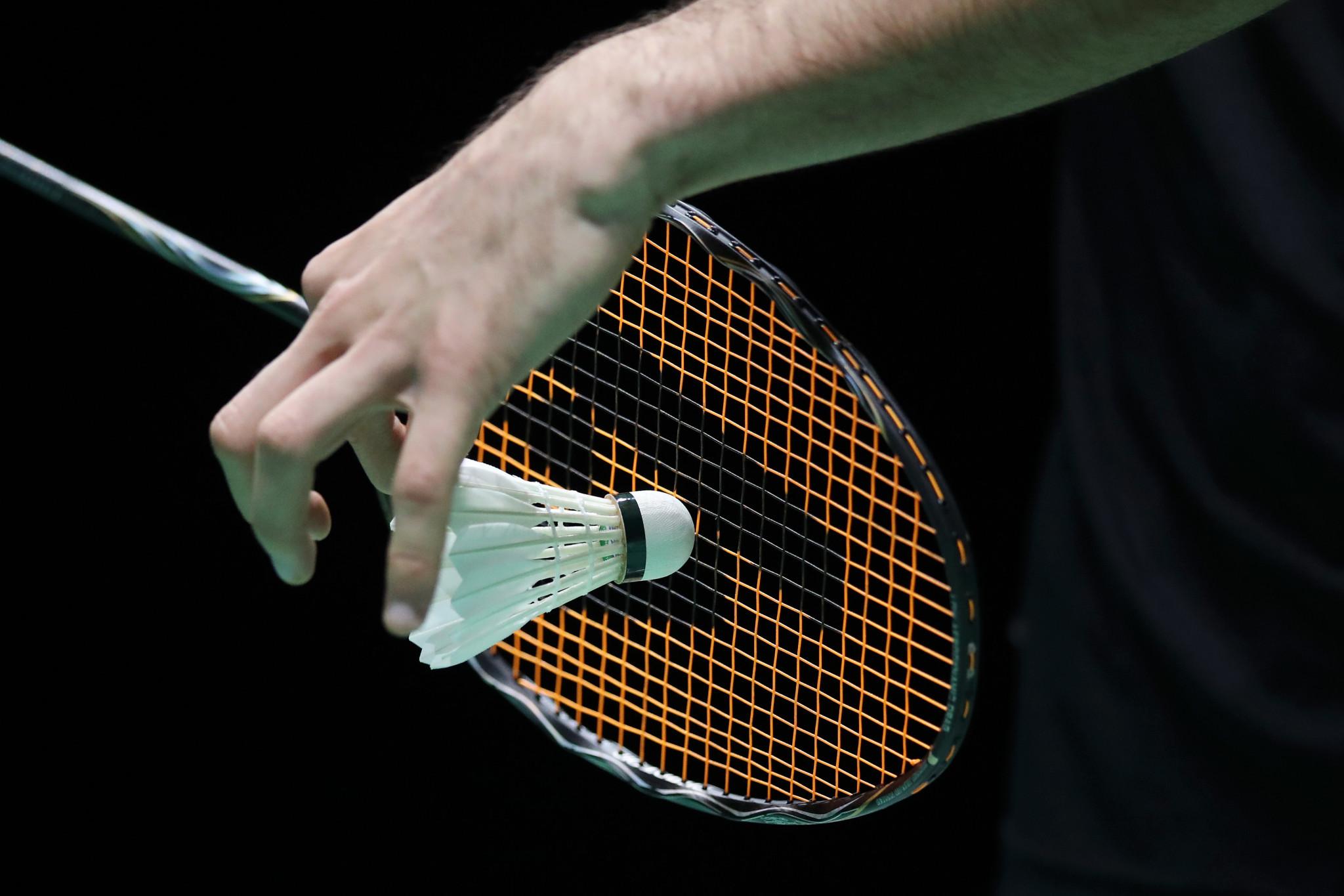 Toma Junior Popov and Putri Kusuma Wardani won the singles titles at the Spain Masters ©Getty Images
