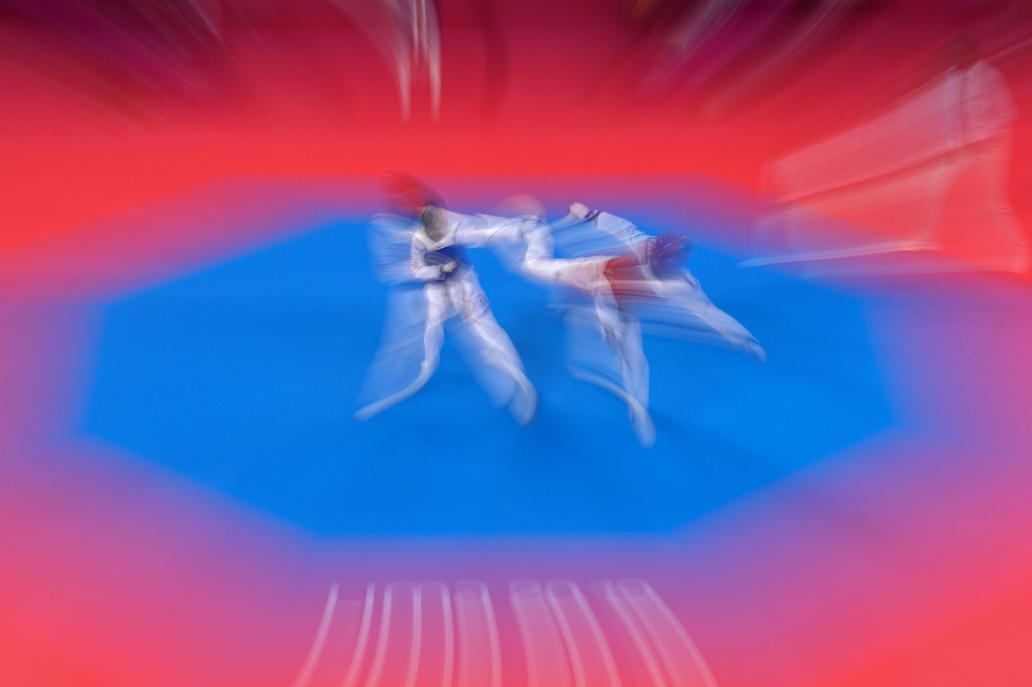Founding of World Para Taekwondo kicks off countdown of sport's 25 best moments