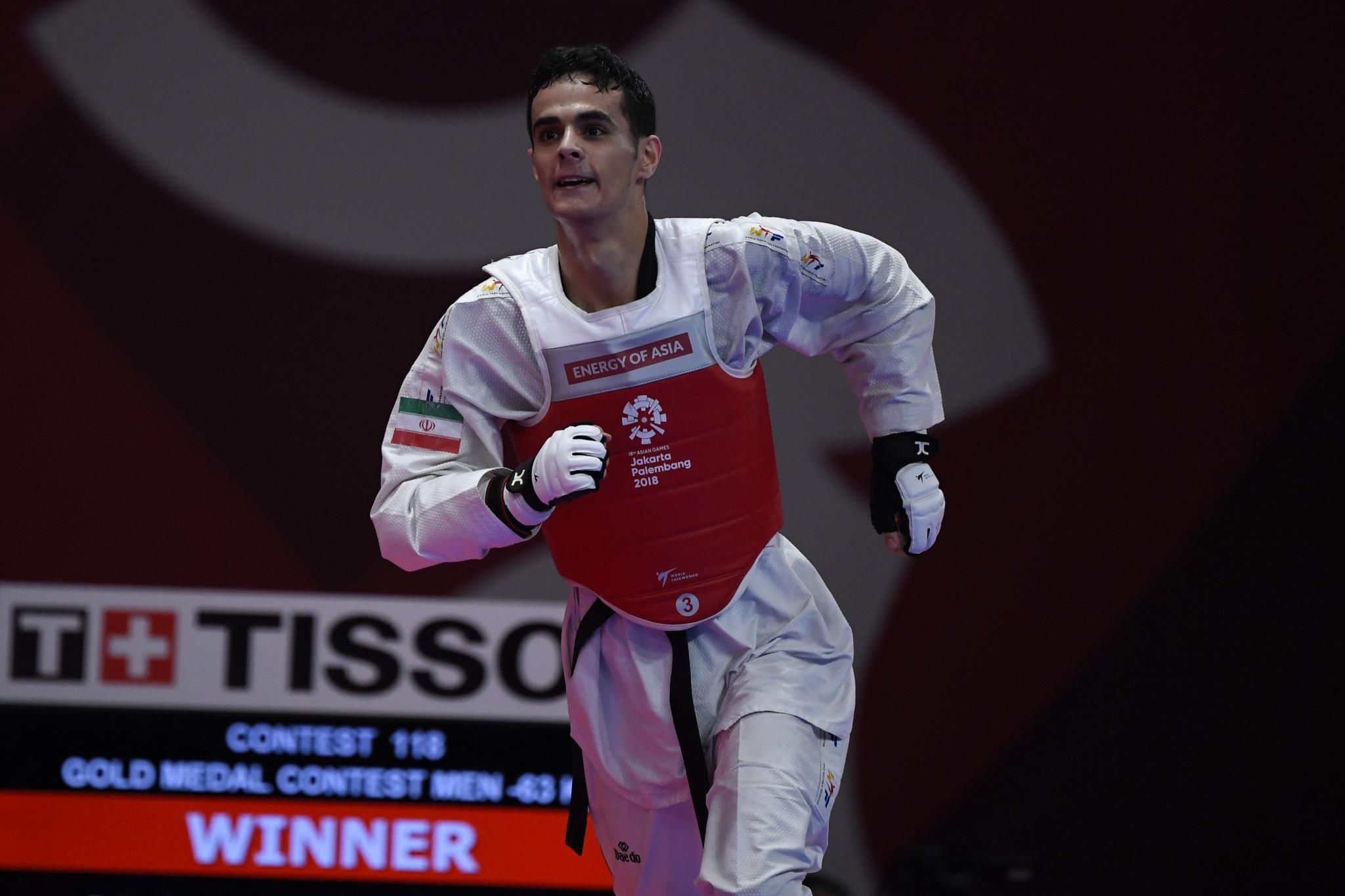 Mirhashem Hosseini boasts three Summer Universiade gold medals ©Getty Images