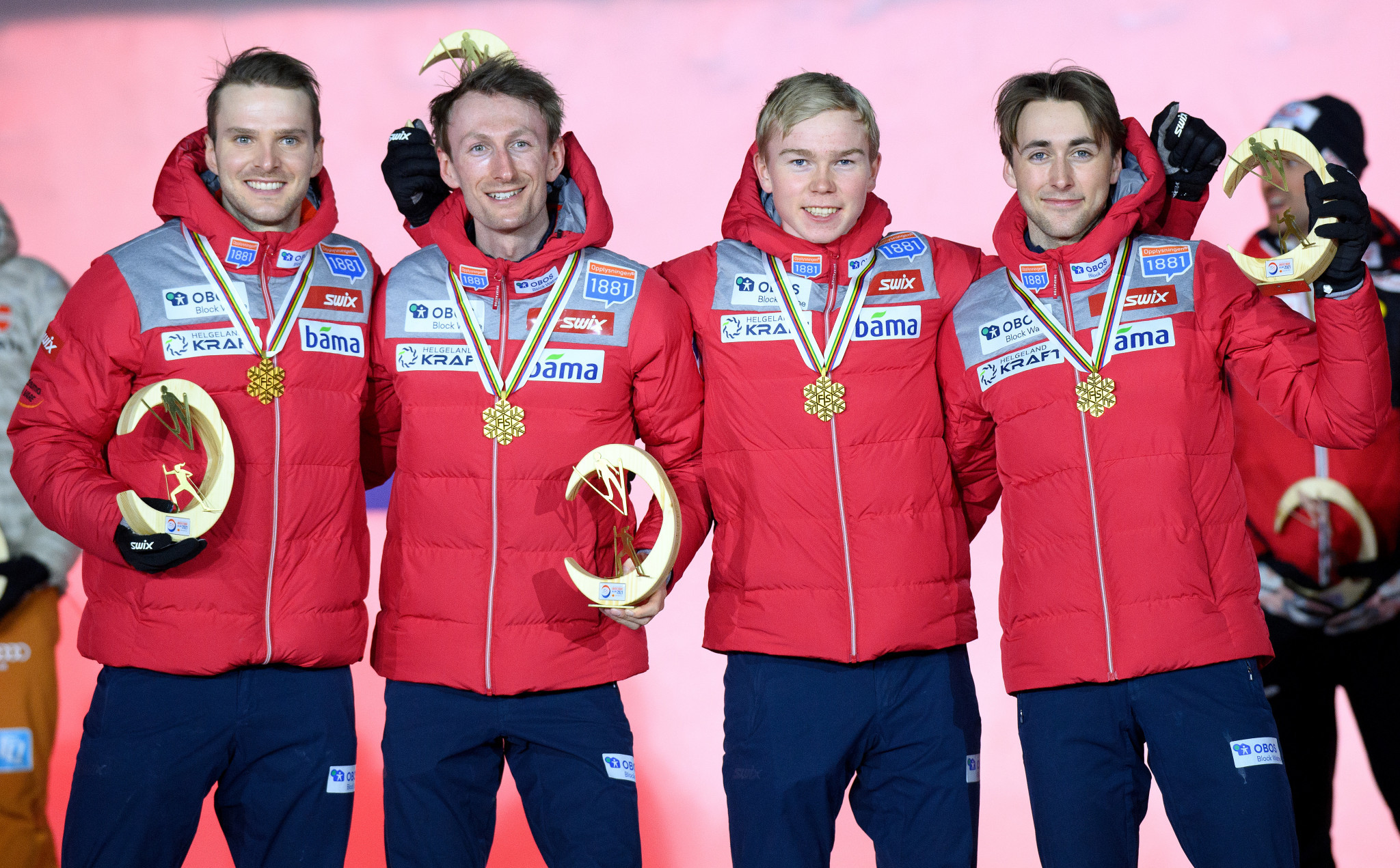 Norway have enjoyed a successful period under Peder Sandell's leadership ©Getty Images