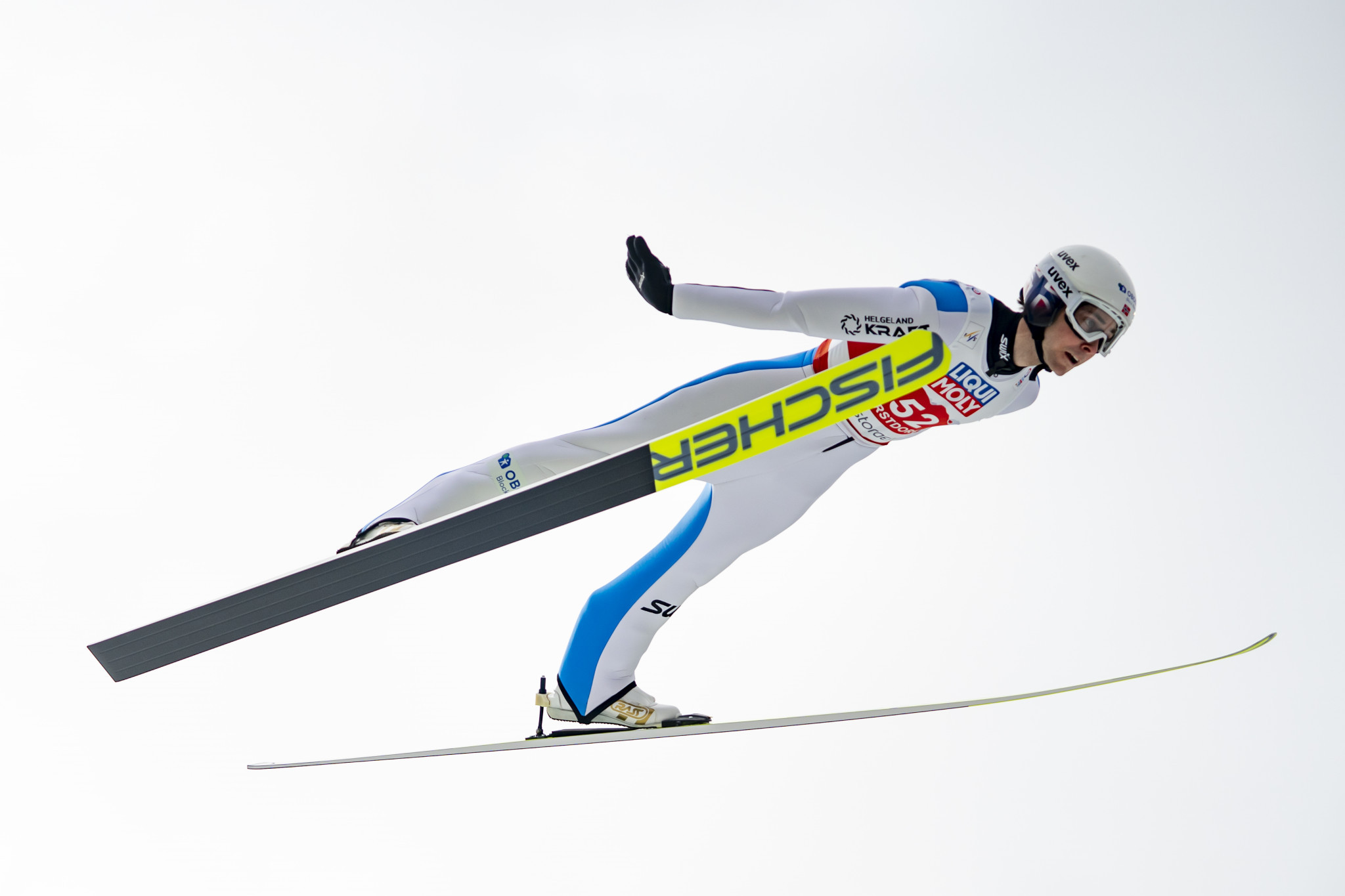 Sandell steps down as head coach of Norway's Nordic combined team