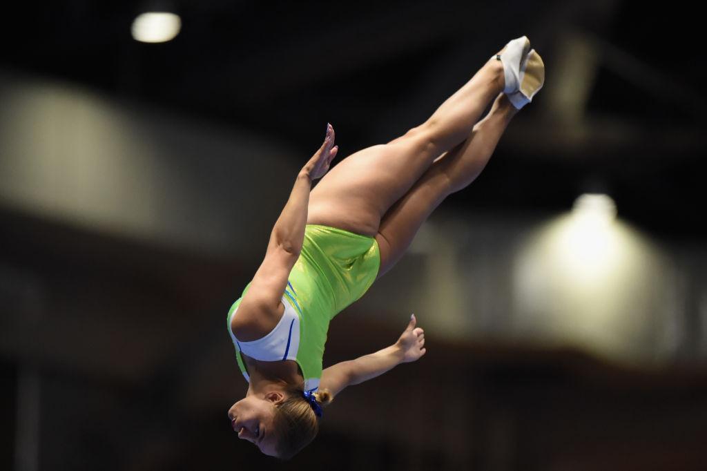 Powerful host team set for European Gymnastics Trampoline Championships in Sochi