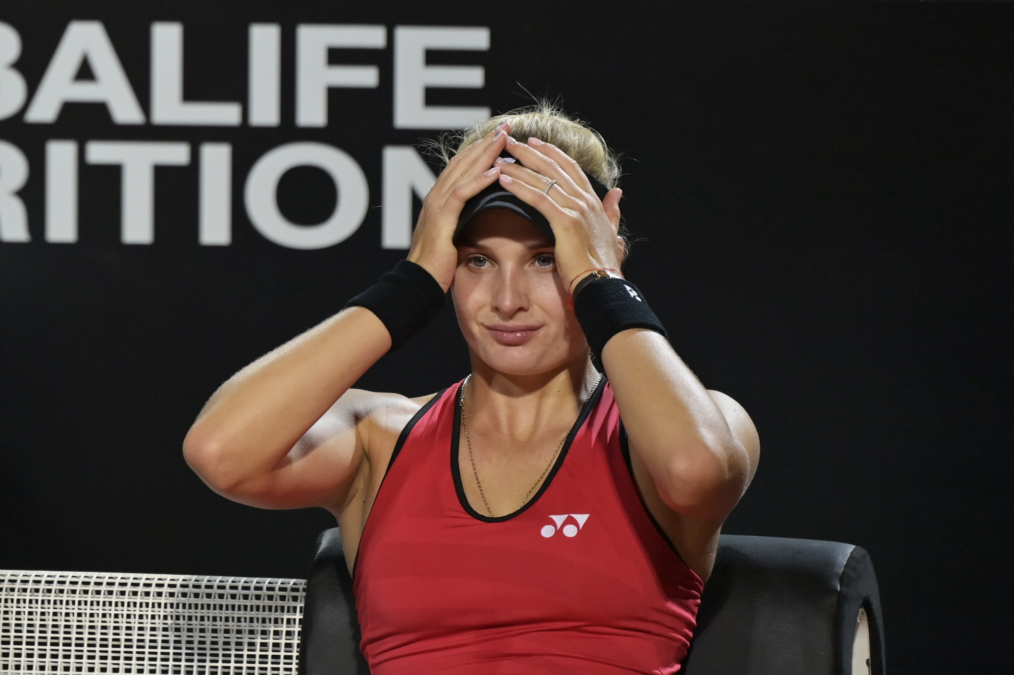 Yastremska fails in latest appeal to lift provisional doping ban from tennis