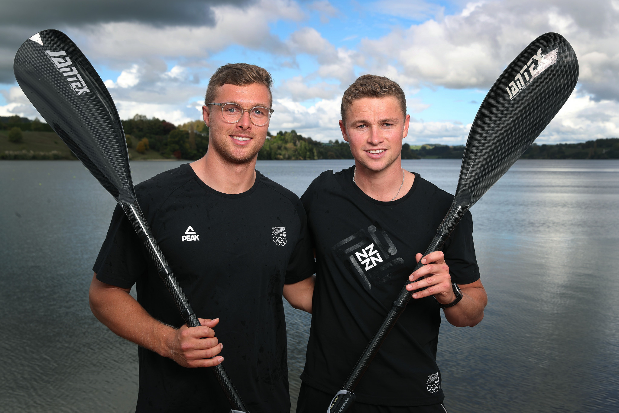 Canoe sprinters Brown and Imrie set for Olympic debuts after New Zealand selection