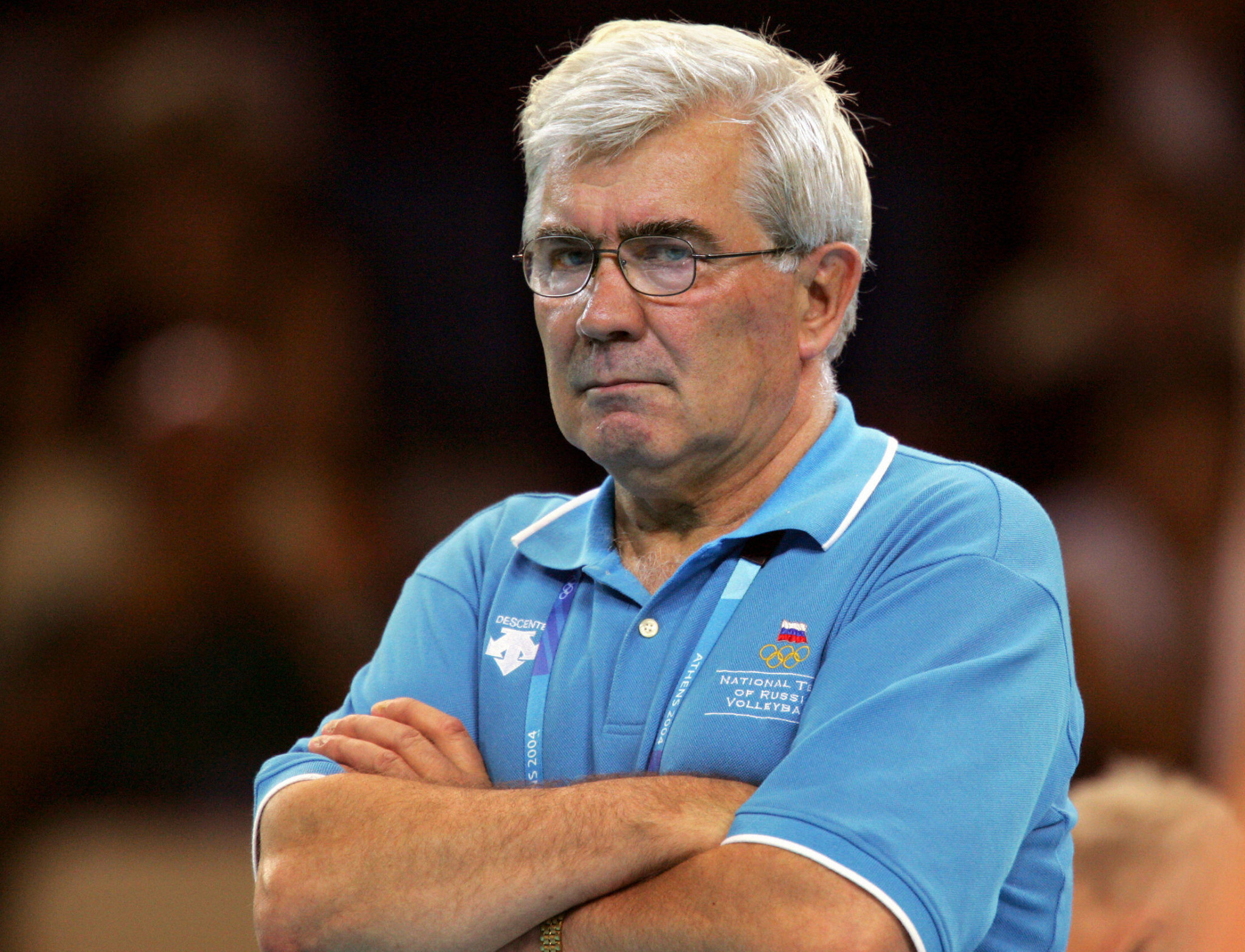 The Yekaterinburg 2023 volleyball venue has been named after Russian coach Nikolay Karpol ©Getty Images