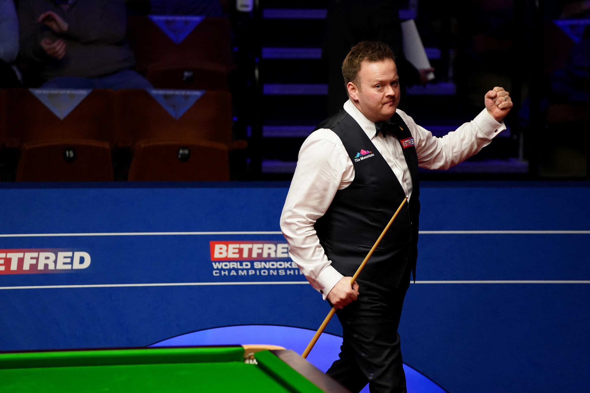 World number one Trump knocked out as Bingham triumphs in decider at World Snooker Championship