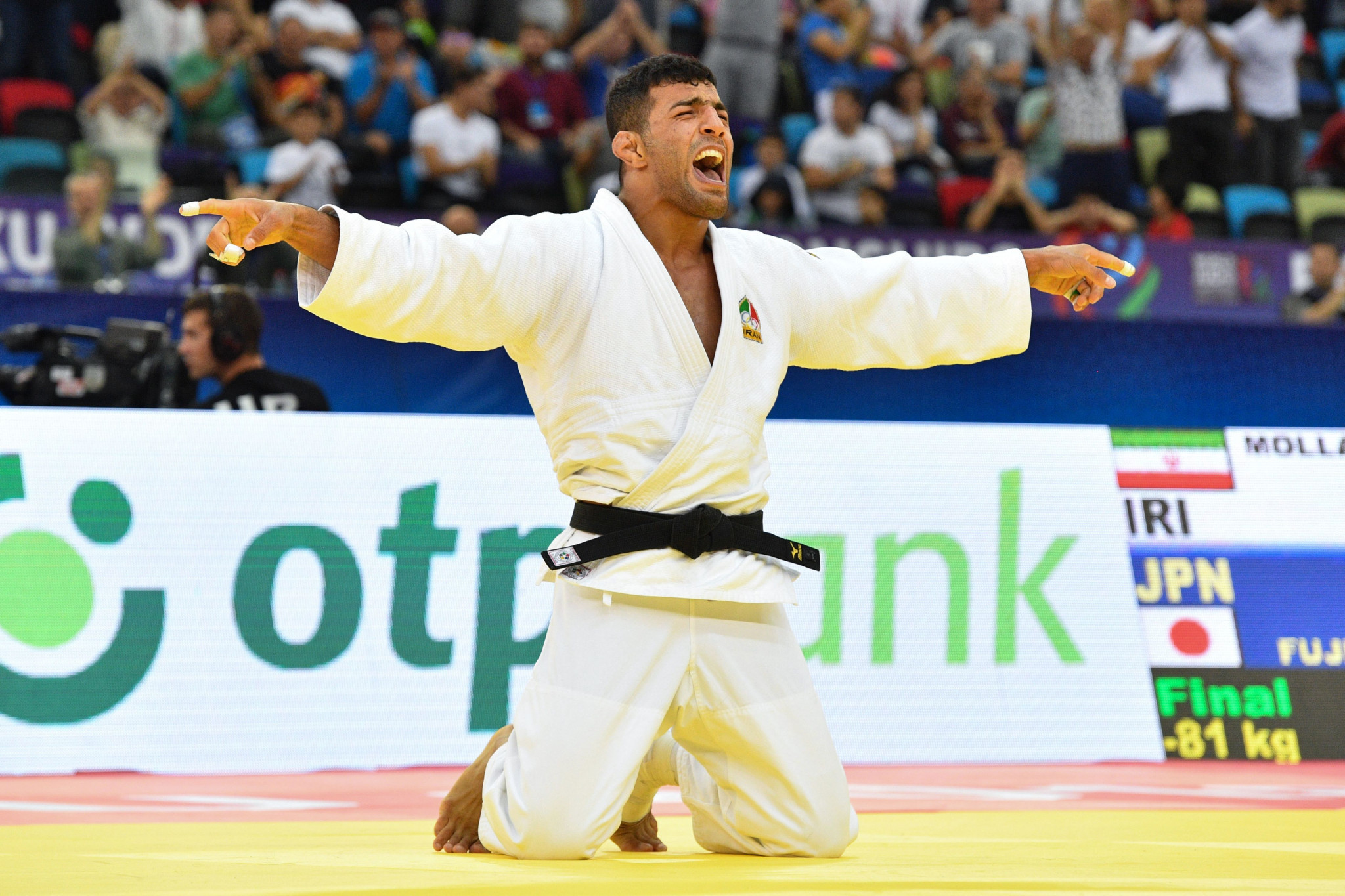 Iran given four-year ban by International Judo Federation in Mollaei case