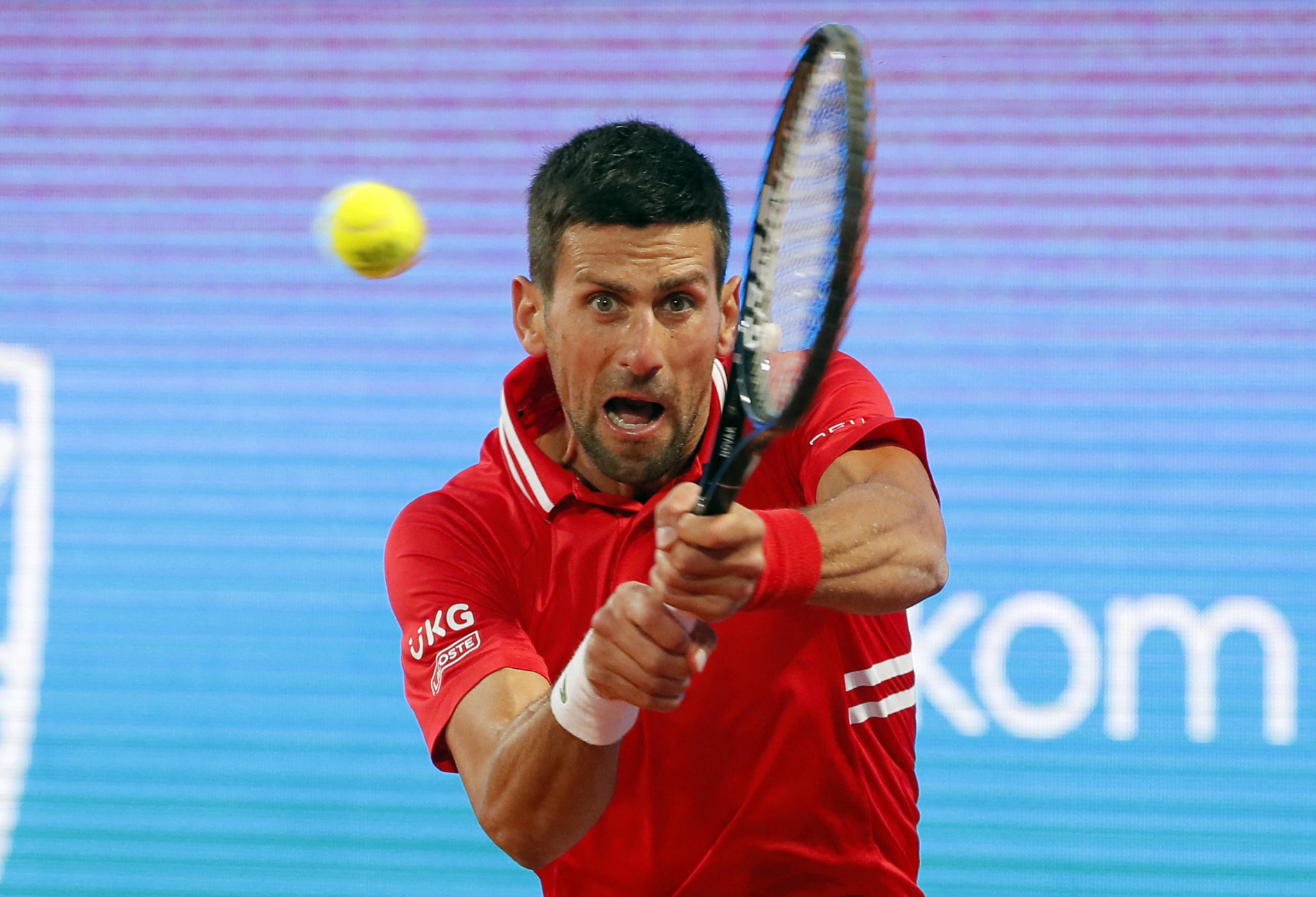 Novak Djokovic has decided to pull out of the Madrid Open ©Getty Images