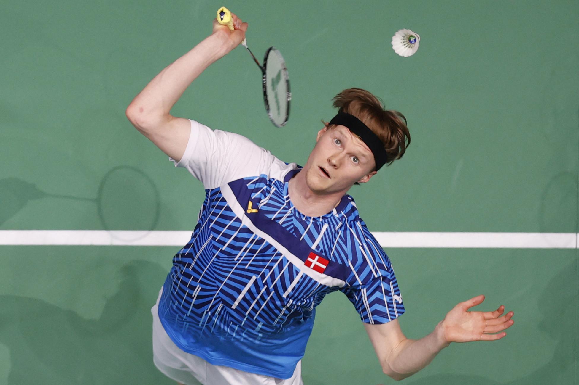 Danish pair dig deep to record comeback wins at European Badminton Championships