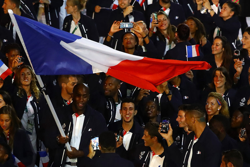 France has given up on the idea of running a high-performance centre at Tokyo 2020 ©Getty Images